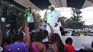 HEZELEO OF UGK RECS PERFORMING PRENTISS MS.