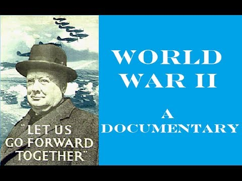 World War 2 Documentary: WWII Hitler Campaign Exposed, Countries At War, Secret Filming