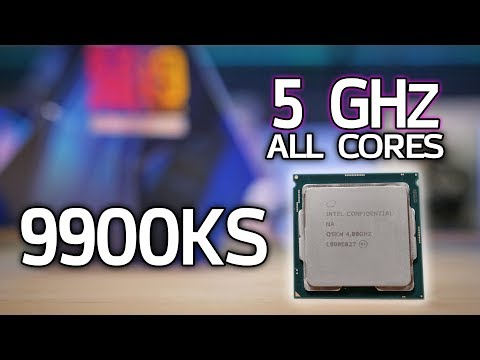 $513 5GHz Special Edition CPU - Intel 9900KS Review