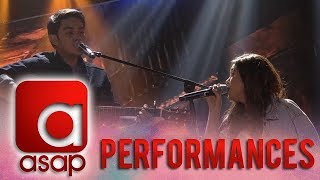 ASAP: Moira Dela Torre performs with fiancé Jason Marvin on ASAP Jambayan