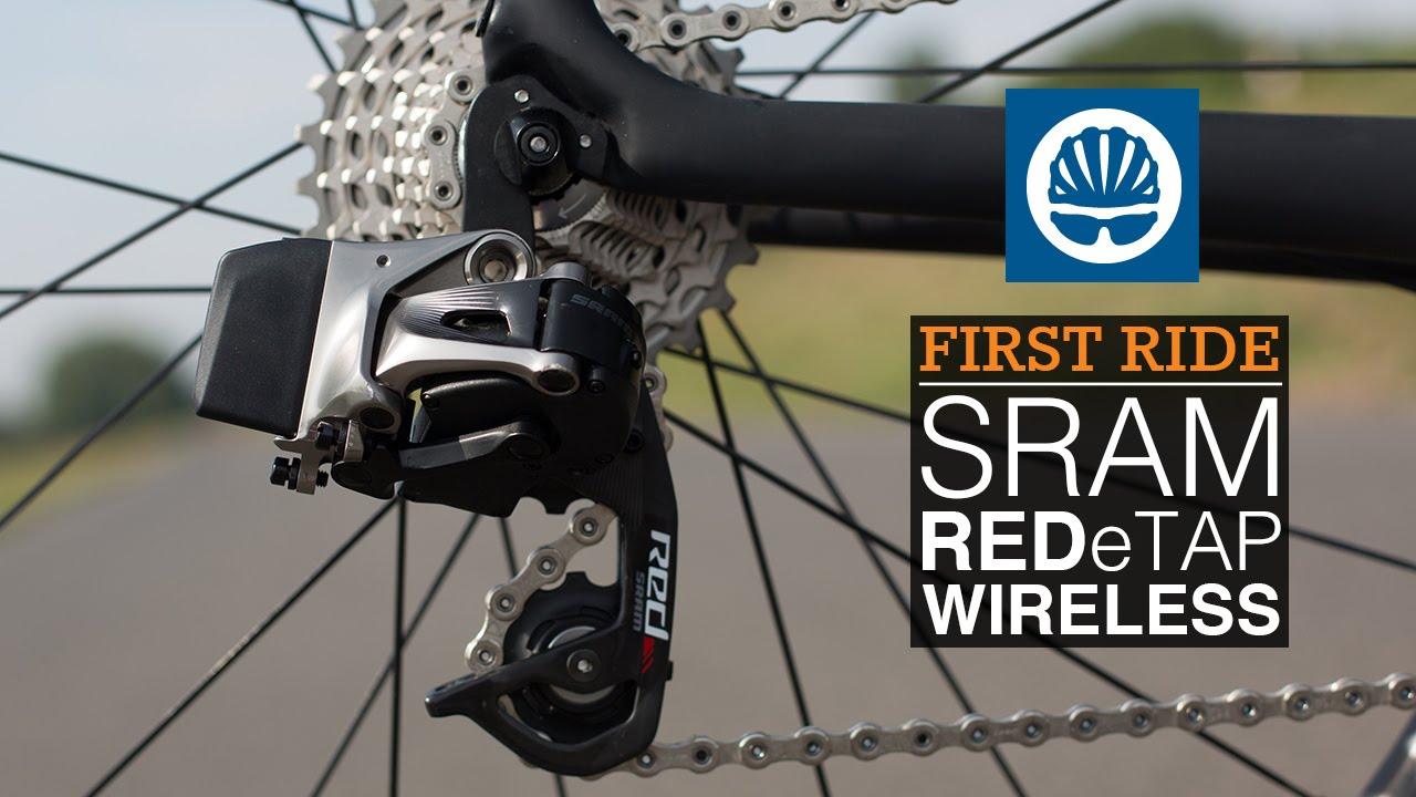 New Sram Red Etap Wireless First Ride Youtube