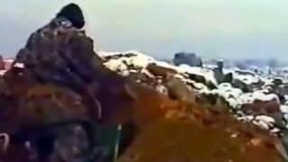 Расстрел колонны ВС РФ в Чечне (вторая чеченская война)