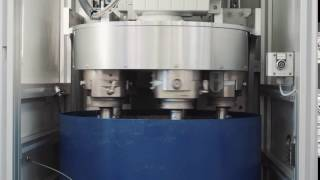 In the JRI Factory - Automatic Polishing