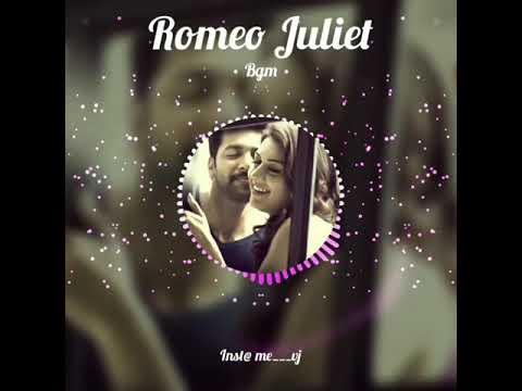 Romeo Juliet Love BGM | Jayam Ravi, HansikaMotwani