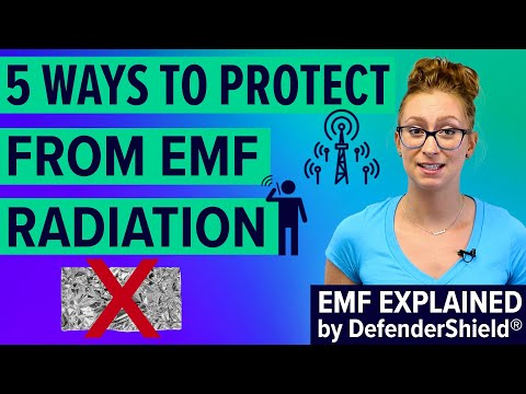 How to Protect from Electromagnetic Radiation (EMF