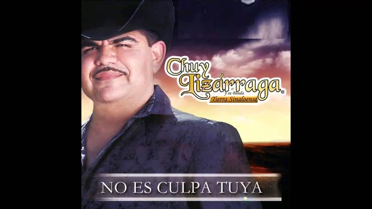 """Cupido Borracho Chuy Lizarraga Cd 2015 """"No Es Culpa Tuya"""""""