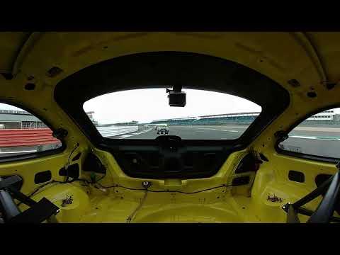 Paul Luti 69 MGCC MG Trophy 2018 Round 1 Silverstone Nat Race 1 360
