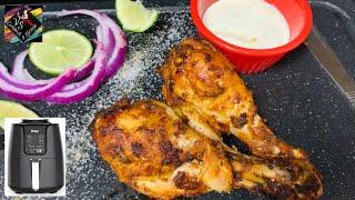 Ninja Air fryer recipes| Chicken drumsticks in air fryer | chicken drumsticks air fryer Indian style