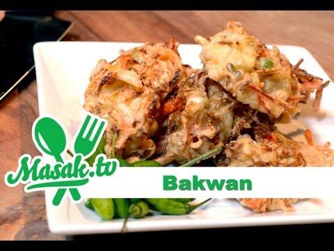 Bakwan / Bala-Bala - Fried Vegetables | Jajanan #009