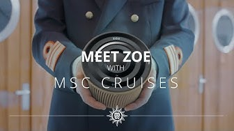Meet ZOE, our Virtual Personal Cruise Assistant