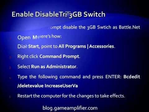Battle.Net Error 3003 Fix