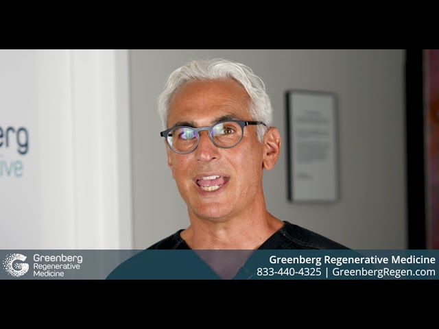 What is IV Nutrition Therapy? | Dr. Scott Greenberg from Greenberg Regenerative Medicine
