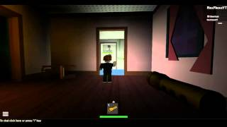 CM SLENDERMAN ' | Insieme Roblox: 4.0 Haunted Hotel Roleplay parte 1 | Mappa di horror | Tedesco