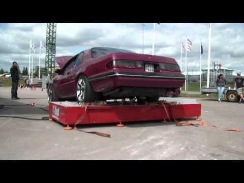 1988 Ford Thunderbird 347 Stroker  YouTube