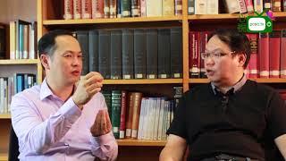 【心視台】香港中文大學哲學學系高級講師/香港實踐哲學學會會長 盧傑雄博士-找出自己的落脚點