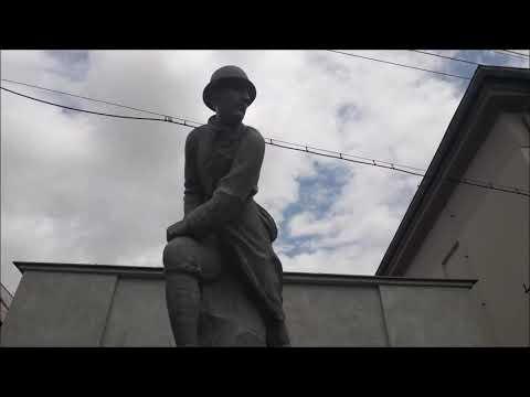 Středokluky - Pomník Obětem 1. A 2. Světové Války