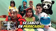 REACCIONAMOS A LA CANCIÓN DE LOS CRACKS - EL RAP DE FREE FIRE (Video Oficial)