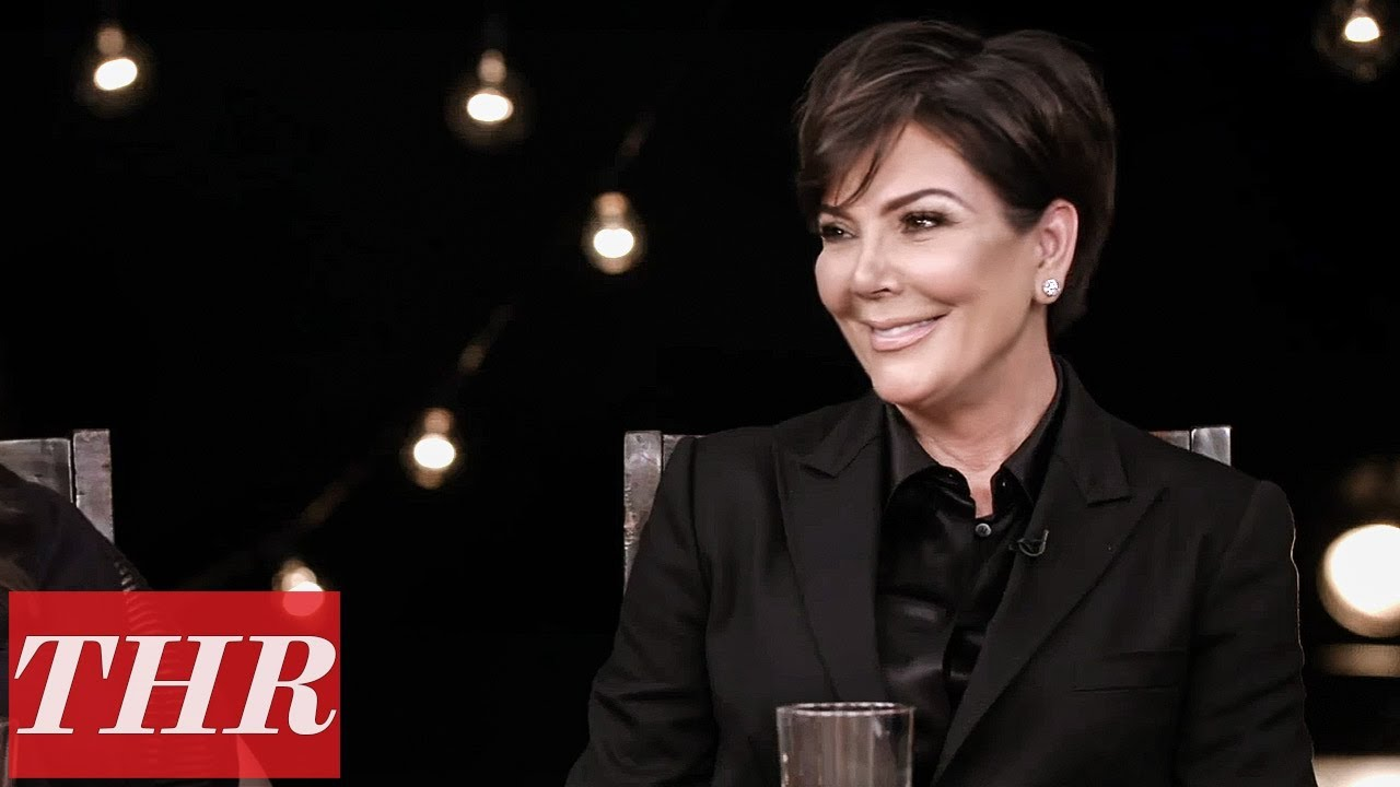 Kris Jenner On Kuwtk Everybody Can Relate To Somebody In My Family Close Up With Thr
