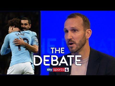 Can anyone catch Manchester City?   The Debate   Schwarzer & Higginbotham