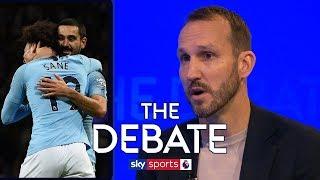 Can anyone catch Manchester City? | The Debate | Schwarzer & Higginbotham