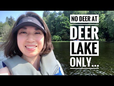 NO DEER AT DEER LAKE, ONLY ... | VANCOUVER DAY 21