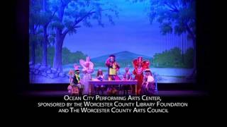 Alice In Wonderland May 7th, 2016  Ocean City sponsored by the Worcester County Library Foundation