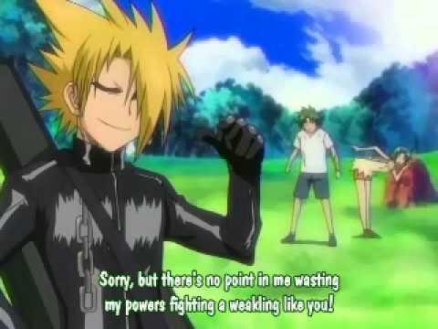 Law of Ueki - Funny Moments