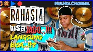 Download Video Tutorial pola paling DASAR!! main [Real Drum] by MulMol MP3 3GP MP4