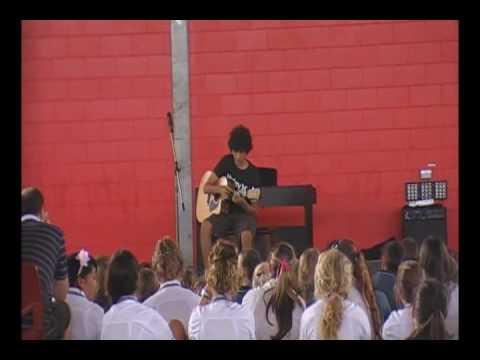 Justin King -  Phunkdified Cover LIVE by John Buttigieg