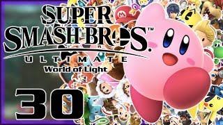 Spirits, Saving, and Smash - Super Smash Bros Ultimate: World of Light - Part 30: Sweeping