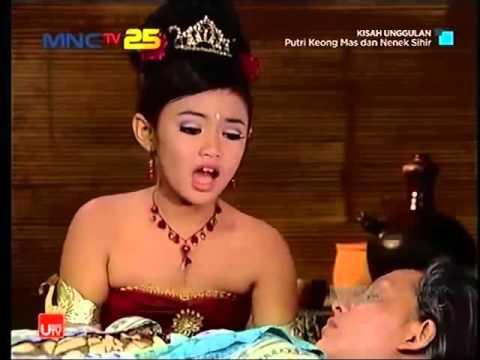 Download Film Televisi Indonesia FTV Terbaru   Putri Keong Mas Dan Nenek Sihir