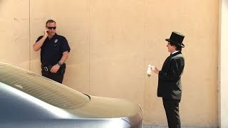 Magician Tries To Sell Weed To Cops!!  parody {{ORIGINAL}}
