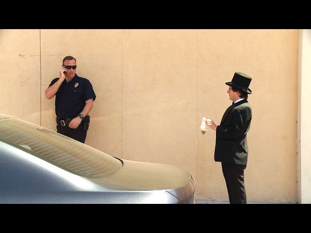 Magician Tries To Sell Weed To Cops!!