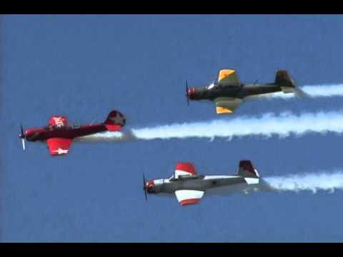 2010 Greenwood Lake Airshow - Red Star Northeast Raiders