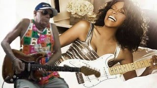 One Moment In Time Whitney Houston Kami Style Guitar Instrumental HD