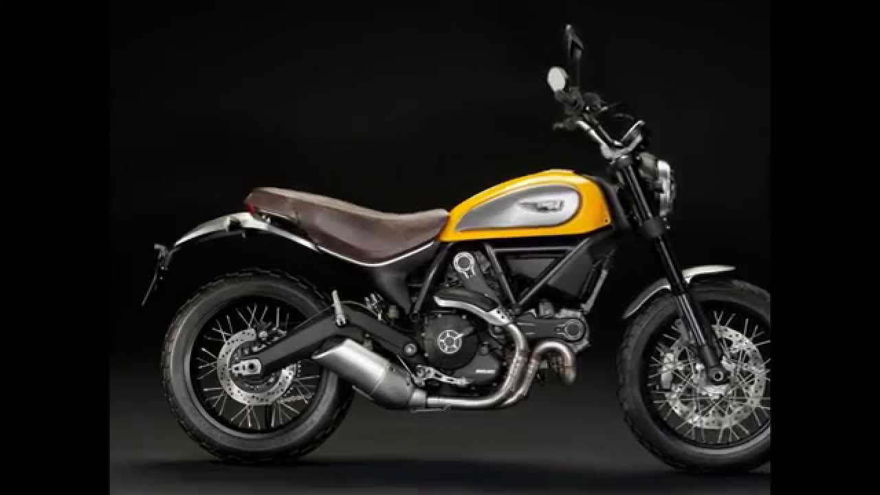 Ducati Scrambler Video SlideShow