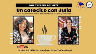 Un Cafecito con Julia: A conversation on the 1937 Parsley Massacre
