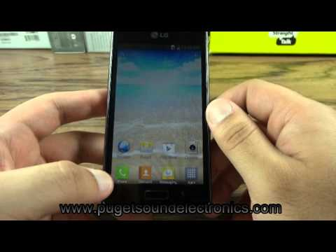 How to unlock Rogers LG L7 P705G
