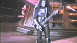 KISS - Live Quebec 1984 - Lick It Up World Tour - Full show w/ Vinnie Vincent