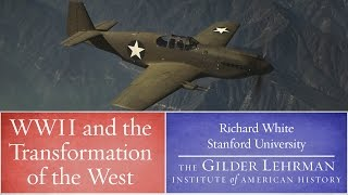 Richard White on World War II and the American West
