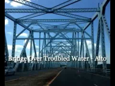 Bridge Over Troubled Water - Alto