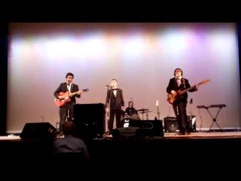 Danny & The Seniors at Boonton High School Open Mic Night