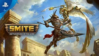 Smite | Horus and Set Reveal Trailer | PS4