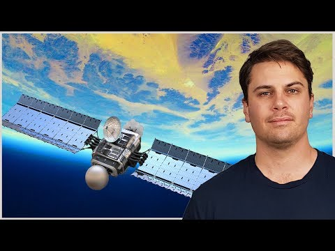 The Future of Bitcoin is Satellites, Sidechains, and Smart Contracts