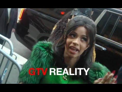Cardi B on GTV Reality