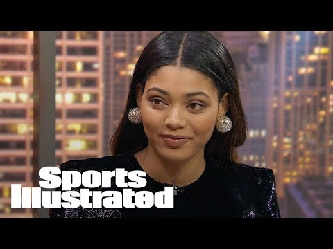 Danielle Herrington On Her Journey From Rookie To Cover Model | SI NOW | Sports Illustrated