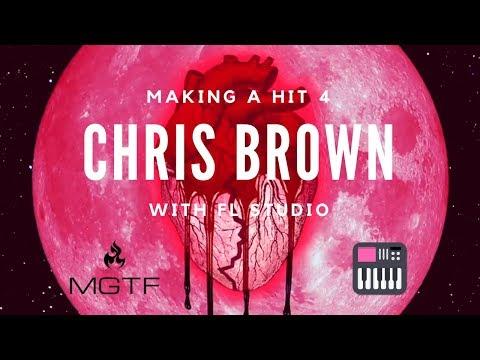 FL Studio Mac Beta | Making A Hit For Chris Brown (Heartbreak on a Full Moon Type)