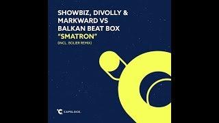 SHOWBIZ DIVOLLY MARKWARD VS B B B PAPOS Smatron 2018 Dj Papos Remix