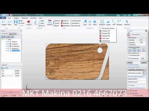 mkt makina xilog maestro cnc makinalar için yeni software