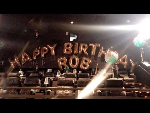 Rob Kardashian's 30th Birthday Party | FULL VIDEO